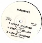 "KEEP IT TOGETHER - UK PROMO ONLY 12"" SAM641"